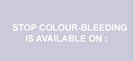 SubliStop : Option for colour-bleeding prevention